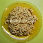 Спагети болонезе в мултикукър