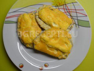 Крехки свински пържоли от контрафиле
